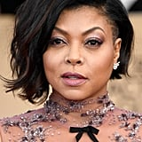 Taraji P. Henson at the SAG Awards