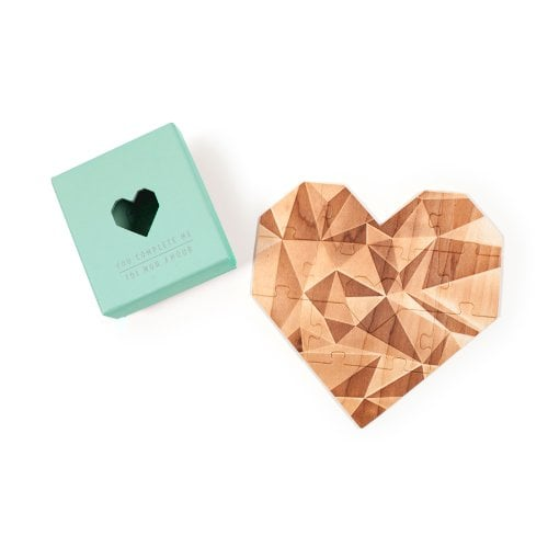 Luckies of London Limited Valentine's Day Greeting Card Jigsaw Puzzle