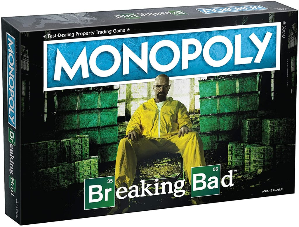 Shop the Breaking Bad Monopoly Board Game
