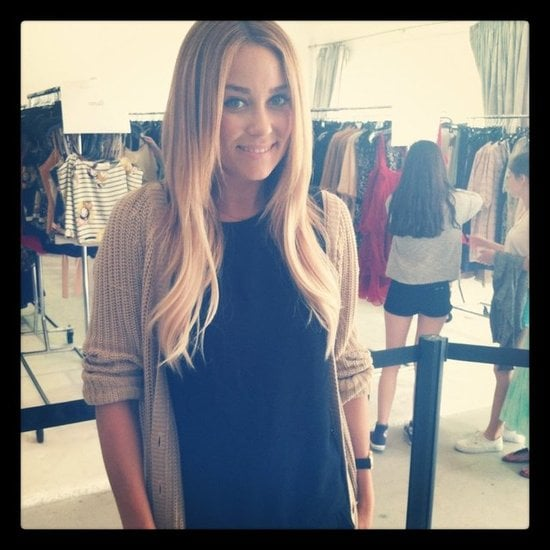 Lauren Conrad shares her most memorable (and almost disastrous) fashion moment of all time.