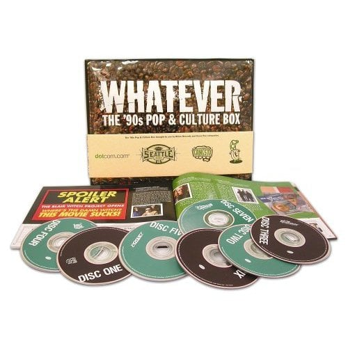 Whatever: The '90s Pop & Culture Box ($58)