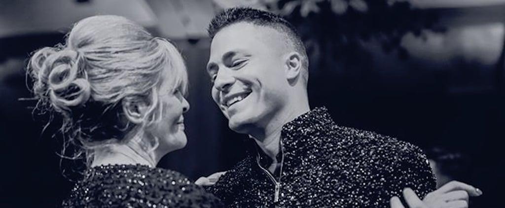 Colton Haynes's Tribute to His Mom April 2018