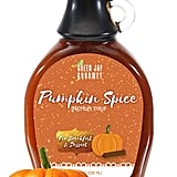 Green Jay Gourmet Pumpkin Spice Syrup