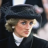 She looked gorgeous in November 1988 during an armistice commemoration in Paris.
