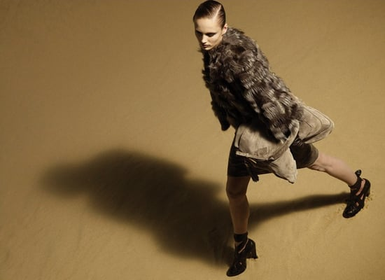Fab Ad: Derek Lam Fall '09