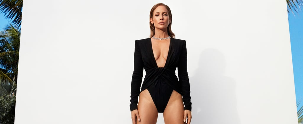 Jennifer Lopez in Harper's Bazaar February 2019