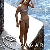 Bradley Cooper and Irina Shayk on the Beach in Italy 2018