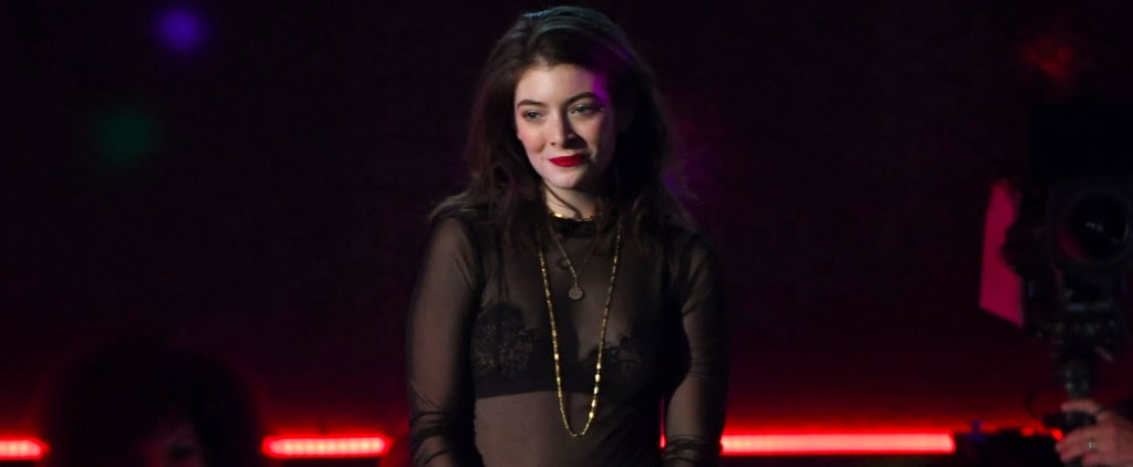 Lorde Wins for the Most Creative Billboard Music Awards Performance