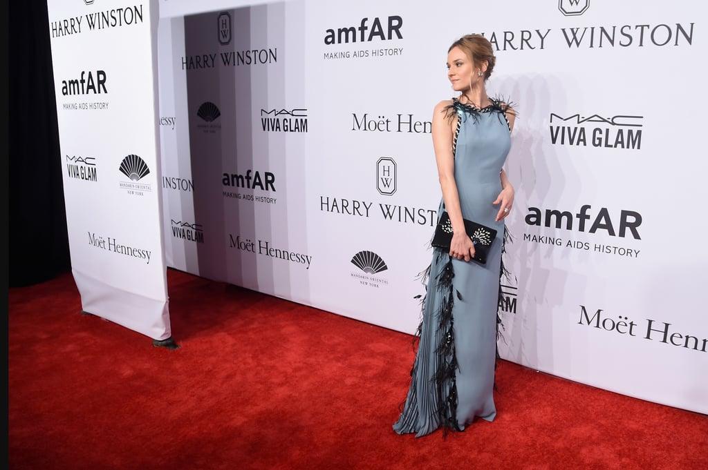amfAR New York Gala Red Carpet Dresses 2016
