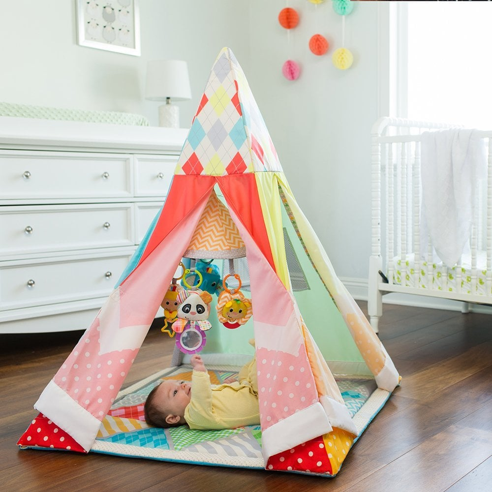 Infantino Grow-With-Me Playtime Tent