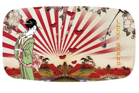Geisha iPod Speakers
