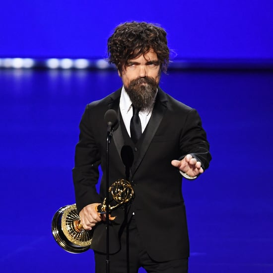 Here's What Peter Dinklage Said at the 2019 Emmys