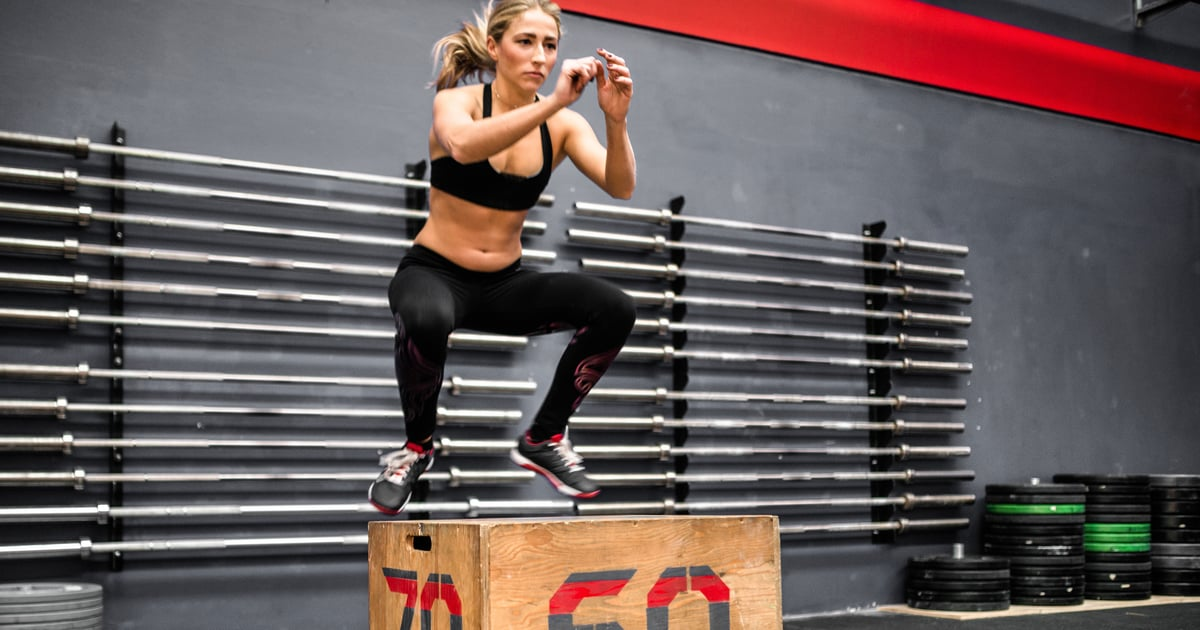 Build Strength and Endurance With This Heart-Pumping 30-Minute CrossFit HIIT Workout