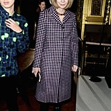 Anna Wintour at Stella McCartney.