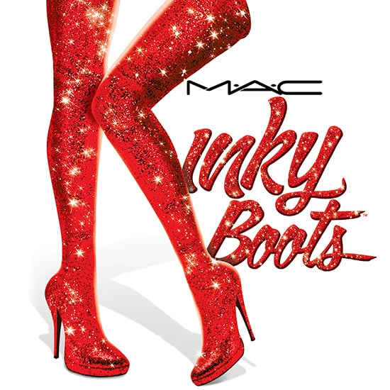 MAC Cosmetics Kinky Boots Collaboration