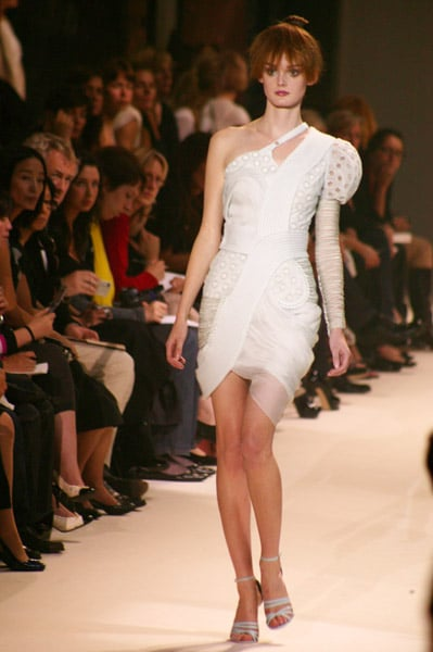 Fall 2007 Couture: Givenchy