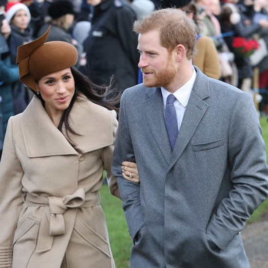 Prince Harry Was Mistaken For a Christmas Tree Barn Employee