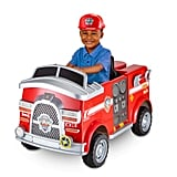 For 3-Year-Olds: 6-Volt PAW Patrol Marshall Fire Truck
