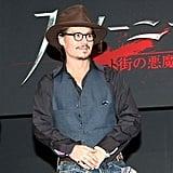 4. Johnny Depp