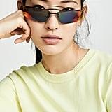 Prada Rainbow '90s Aviator Sunglasses