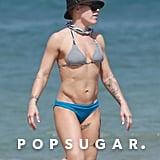 Sexy Pink Bikini Pictures