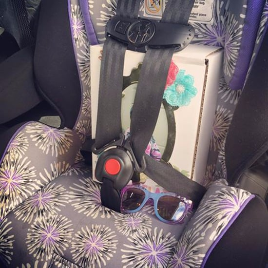 Mom Straps Daughter's Ashes in Car Seat