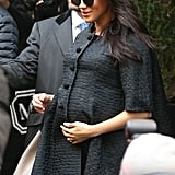 Meghan Markle Baby Shower Outfit February 2019