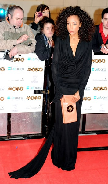Best Dressed at 2010 MOBOs