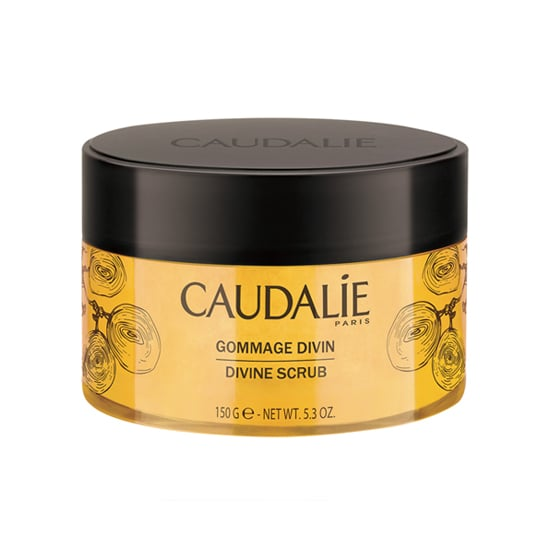 Already, the Caudalie Divine Oil is one of the brand's most popular products, so it decided to extend the range with a new Divine Scrub ($38). Made up of brown sugar and essential oils, the warm scent remains long after the product has washed away. It's a must have this season to prepare skin for everything from shaving to self-tanning.  —JC