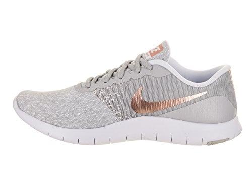 Nike Rose Gold Flex Contact Running Shoe