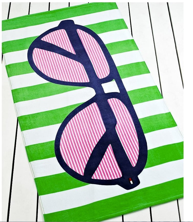 Tommy Hilfiger Sunglasses Beach Towel