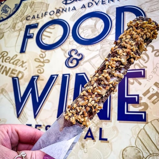 Disney California Adventure Peanut Butter Chocolate Churro