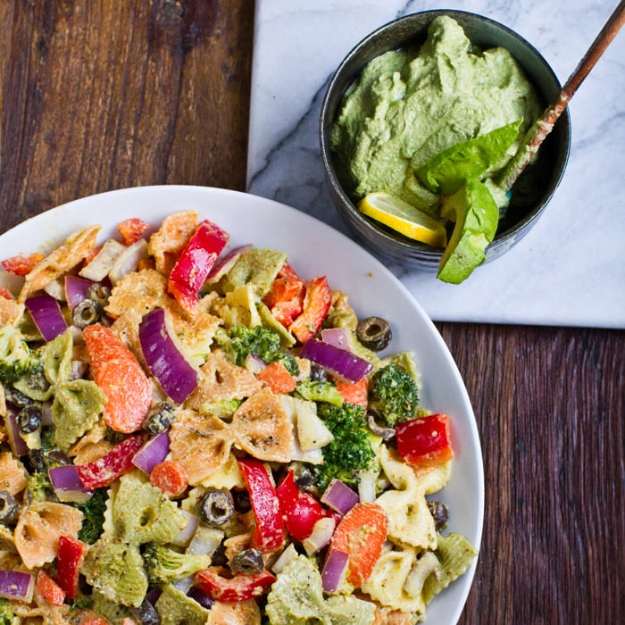Healthy Vegan Pasta Recipes Popsugar Fitness Australia