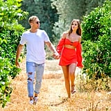 "POPSUGAR Australia: Congratulations on making it so far on Love Island. Was it a shock to be voted out?  Millie Fuller: It was the right timing. I feel like I'm quite happy with my Love Island experience.  PS: Did you ever think you would have made it this far?  MF: Oh gosh, I didn't think I was going to get this far. My dad told me I would be out first week because I'm that annoying sometimes and not many guys would be able to handle me.  PS: You were very entertaining. What made you want to sign up for Love Island?  MF: The thing with me is, usually when I get close to someone I find their faults straight away, so I literally needed to be stuck inside those villa walls to sort of explore those options further and give people more of a chance and I think that's really shown with someone like Mark. He's not my typical type but he is someone that I connected with the most and it caught me by surprise and I think without being in the villa and getting to know Mark I would have judged him too quickly. Because he is so good looking I would have been, ""Oh, he's going to be a dickhead."" But getting to know him I've realised that not all good-looking people are arseholes. So, I think I needed that, and that's the reason why I decided to come on.  PS: Can you tell us what the status of your relationship is now?  MF: Yeah, so Mark and I are still going to be hanging out when we get back to Australia. We live about half an hour from each other, so it shouldn't be too hard. He still has to pass the test of meeting my dog and that will really determine whether we continue things seriously or not [laughs], but I think at the moment we are going good and we are not going to push anything but we're not going to cut anything off either. So, we're just going to see what happens."
