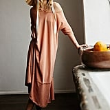 Free People Pebble Beach Maxi T-Shirt Dress