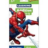 Marvel – Addition 0–12 Flash Cards, Spider-Man, Ages 6+