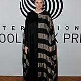 Gwendoline Christie at the International Woolmark Prize Show