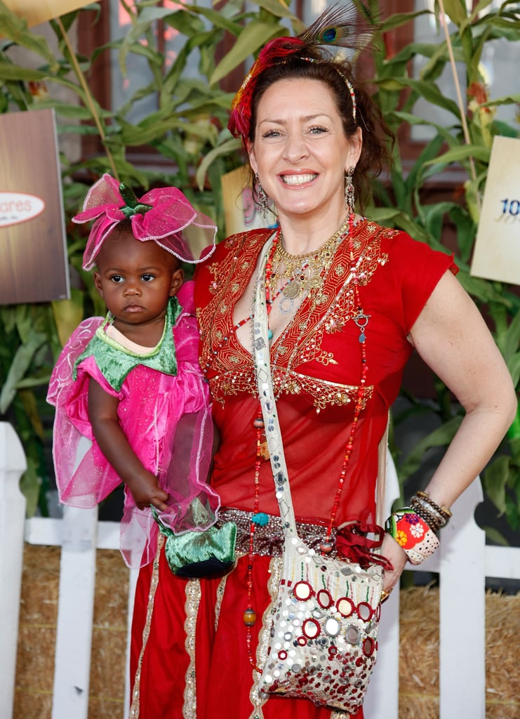 Joely Fisher and Daughter Luna