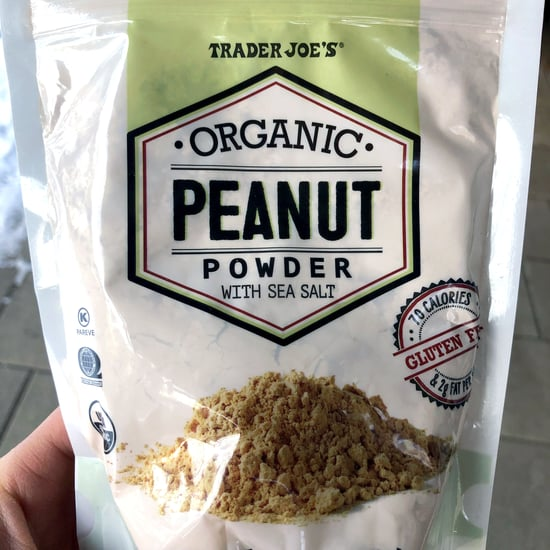 Trader Joe's Organic Peanut Butter Powder Nutritional Info