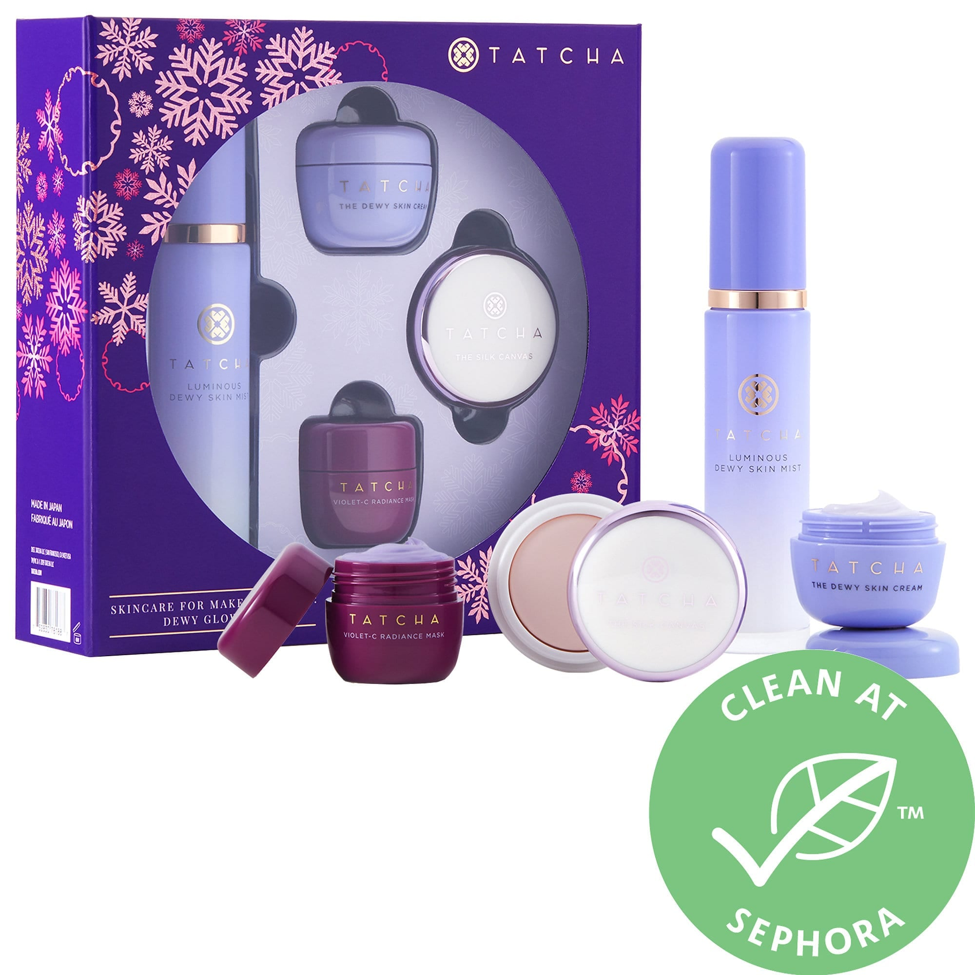 Tatcha Skincare For Makeup Lovers Dewy Glow Set Best Skincare Gift Sets To Buy In 2019 Popsugar Beauty Australia Photo 16
