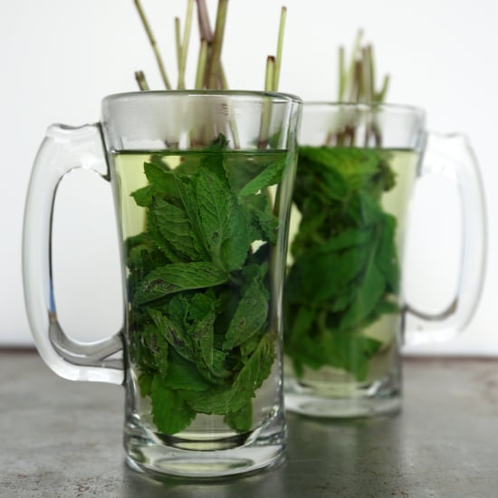 Mint Tea Recipe