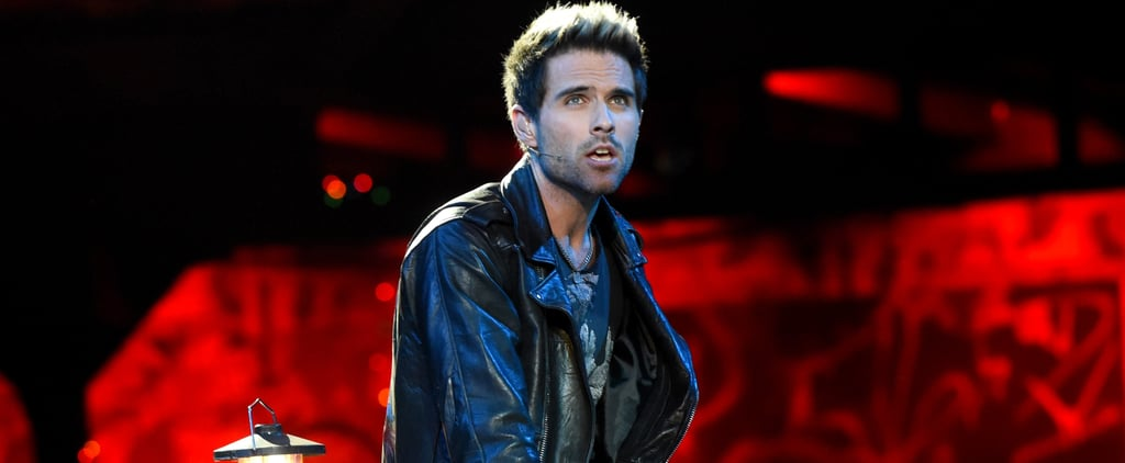 Who Plays Roger in Rent Live?