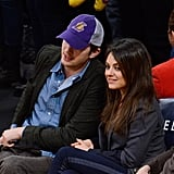 Mila Kunis and Ashton Kutcher Pictures
