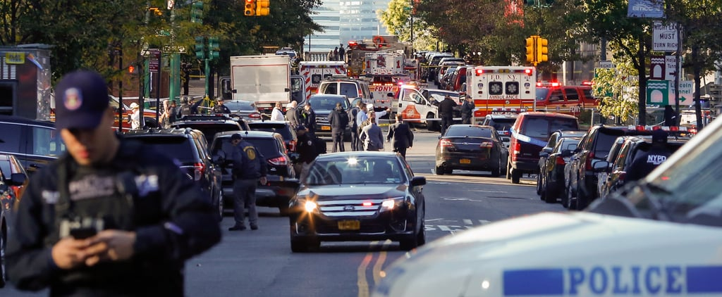 "At Least 8 People Are Dead After ""Act of Terror"" in Lower Manhattan"