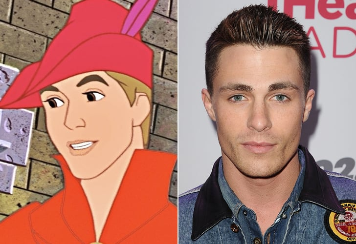 Celebrities Who Look Like Disney Characters Popsugar Celebrity