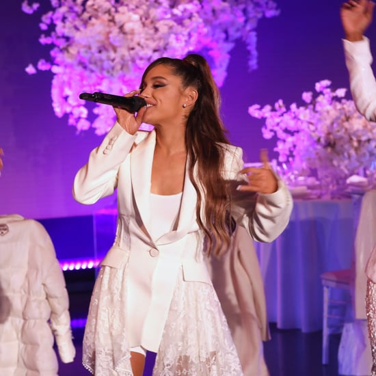 "Ariana Grande's ""Thank U, Next"" Performance on Ellen Video"