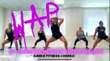 "A HIIT Dance Cardio Workout to ""WAP"""
