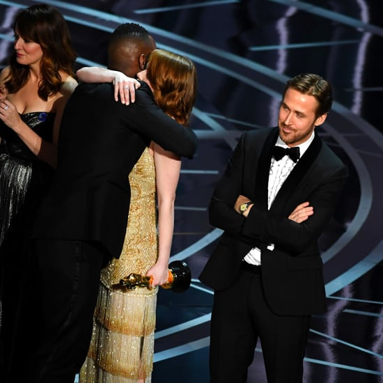 Ryan Gosling's Reaction to Best Picture Mistake at Oscars