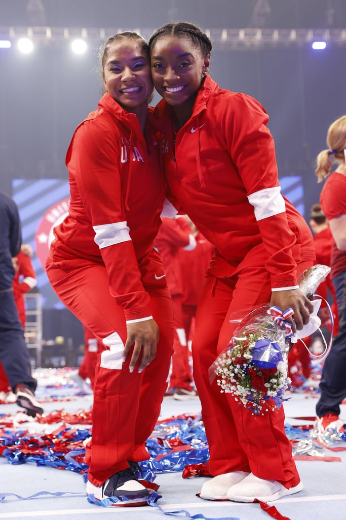 The Story Behind Simone Biles and Jordan Chiles's Friendship