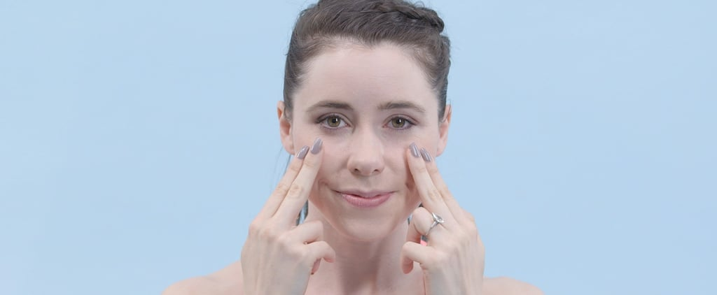 At-Home Face Massage to Reduce Stress